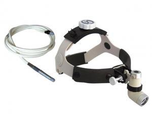 China 2 M Fiber Optical Surgical Medical Headlight Head light Lamp KD-202A supplier