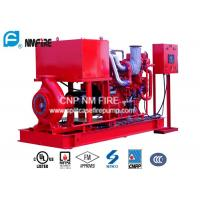 China Centrifugal Diesel Engine Driven Fire Pump , 200GPM Diesel Fire Water Pump on sale