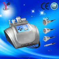 Portable Cavitation vacuum rf slimming rf lipolysis body slimming machine