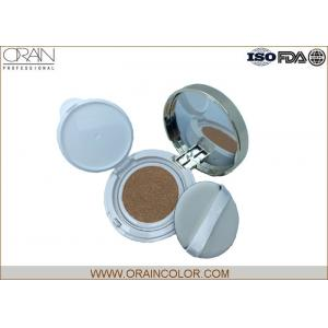 China Water Proof Air Cushion Cream Foundation For Face Makeup Ivory White Color on sale
