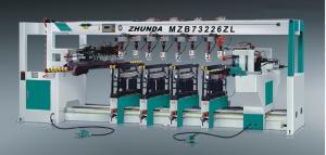 China Three - Ranged Multi Head Drilling Machine , Automatic Boring Machine For Wood on sale