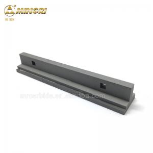 China Belt Cleaner Conveyor Carbide Tipped Blade Knives Raw Material Custom Size on sale