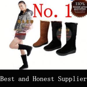 China Sheepskin Boots on sale