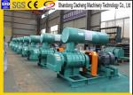 Cement High Static Pressure Blower / Coupling Drive Rotary Roots Blower
