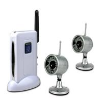 Hidden CCTV Wireless Camera kitwith water proof designed CX-802I2