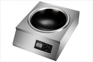 China 5000W wok induction cooker on sale