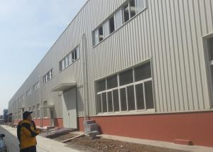 China Fire Proof  Steel Warehouse Construction 120 * 60 * 9 M For Impulse Sport Equipments on sale