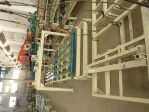 China Fiberglass Magnesium Oxide Forming Board Construction Material Making Machinery on sale
