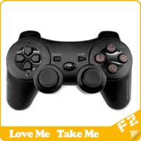 Hot Newly design wireless Bluetooth game controller for ps3