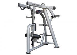 China Logo Customized Hammer Strength Fitness Equipment / Seated High Row Machine on sale