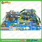Equipo interior grande de alta calidad de Playcenter/sala de juegos interior de los niños interiores del parque que hace compras
