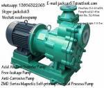 Pompe de processus chimique avec la pompe auto-amorçante