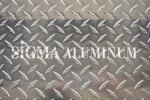Aluminum Bright Diamond Tread Plate