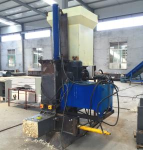 China wood sawdust pallet block making machine/wood shavings baler for sale on sale