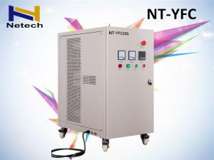 China RO Drinking Water Treatment Ozone Generator Water Purification 5g/h To 30g/h on sale