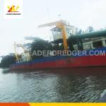 High Working Capacity 100 Cbm Dredger China