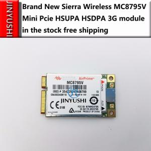China MC8795V Sierra Wireless Mini Pcie HSUPA HSDPA 3G quad-band module on sale