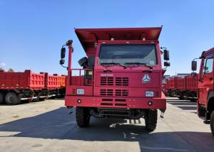 China SINOTRUK  6*4 Tipper 420HP Mining Truck Heavy Duty Dump Truck 70 Tons Loading 32CBM on sale