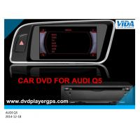 7inch HD touch screen car dvd gps android car dvd player for Audi Q5 right hand 2008-2013