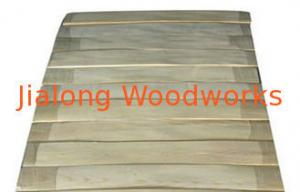 China Brown Paper Backed Flexible Veneer Sheets For Door And Plywood on sale
