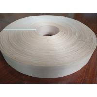 China Fleeced and Sanded Natural American Cherry Wood Veneer Edgebanding on sale