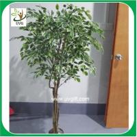 UVG PLT14 artificial indoor plants banyan tree bonsai for restaurant decoration