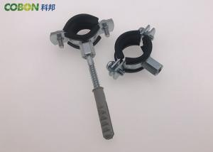 Cast Iron Clamps For Pipes Cast Iron Pipe Clamps Spring Toggle Bolts