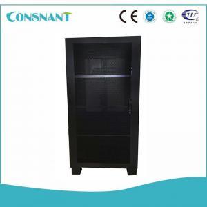China 48VDC 2100AH Solar Power Inverter , Solar Panel Converter Box Lithium Battery on sale