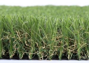 China Airport Landscaping Artificial Grass 45mm Real Looking Artificial Grass Outdoor on sale