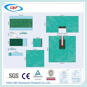 Quality Disposable EO Sterile Hip Drape Kit for sale