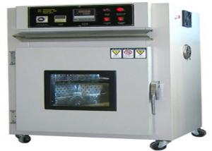Quality IEC62133 Battery Testing Machine For Battery External Fire Burning Test 3A Fuse for sale