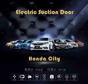 China Honda City Electric Suction Door Universal Car Auto Lock System 2015-2017 Year on sale