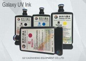 China No Poison Water Resistant Galaxy Led Eco UV Ink Strong Compatibility on sale