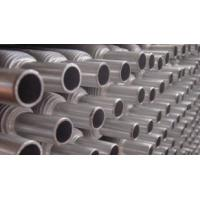 Aluminum Muff Tubes (1100 / 1060 / 6063 )Extruded MONO METAL Air Condition Fin Pipes Fin tubes Finned Tubes Pipes tubing