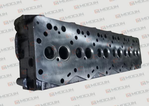 6137- 12 - 1600 Engine Cylinder Head , 6D105 Auto Cylinder