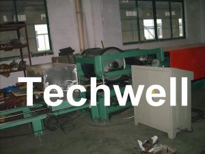 China 30 - 100mm Rubber Belt PU Sandwich Panel Machine for Polyurethane Sandwich Panels on sale