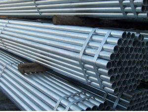 China 6m Length Hot Dipped Galvanized Steel Pipe Diameter 16 - 315mm for Water Pipe GB ASTM Standard on sale