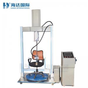 China Máquinas de teste da mobília de BIFMA X5.1-2002, máquina de teste de giro da cadeira do escritório on sale