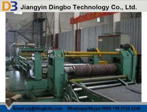 China 20-30m / Min Sheet Metal Slitter Cut To Length Line For Exhibition Halls on sale
