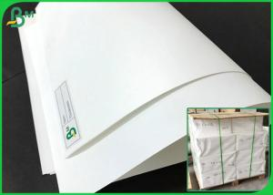 China Waterproof RPD 100um White Stone Synthetic Paper Sheets For Untearable Notebook on sale