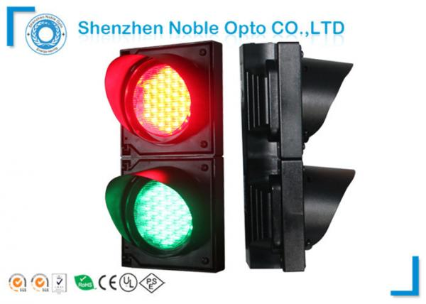 Traffic Light Back To Search Resultssecurity & Protection Dc12v Colored Lens 100mm Red Green Led Light Pc Housing Mini Traffic Signal Light On Sale