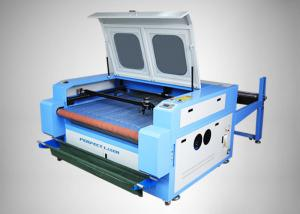 China High Accuracy CO2 Laser Engraving Machine / Acrylic Laser Cutter Machine on sale