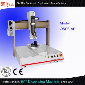 China desktop  Confomal Glue Coating Machine For Pcb Industry on sale