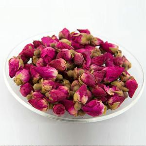 China Unique Dried Rose Flowering Tea With QS / BCS Organic Certificate on sale