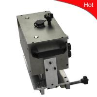 China Compact Design Flange Engraving Portable Dot Peen Machine High Speed Marking on sale