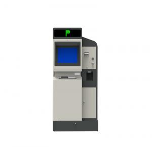 China Parking Pay Station, Pay On Foot Station, Parking Garage Pay Stations Manufacturer China on sale