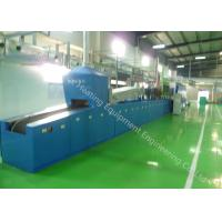 Stainless Steel Continuous Brazing Furnace With Imported Lining Materials