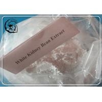 China Kidney Bean Extract Phaseolin Anabolic Steroids For Weight Loss , White Powder on sale