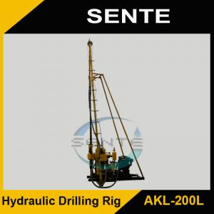 China Durable economy AKL-200L water drilling machine on sale