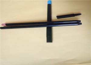 China Adjustable Plastic Eyeliner Pencil , Waterproof Liquid Eyeliner Pen With Sponge on sale